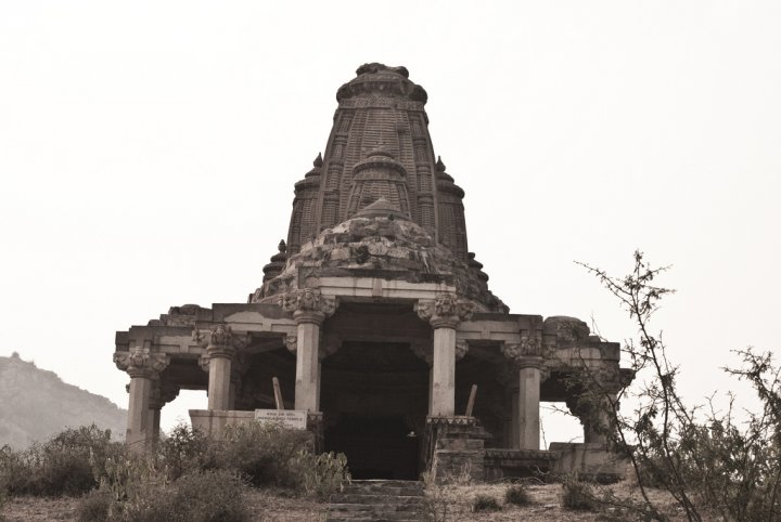 Bhangarh Fort, Rajasthan