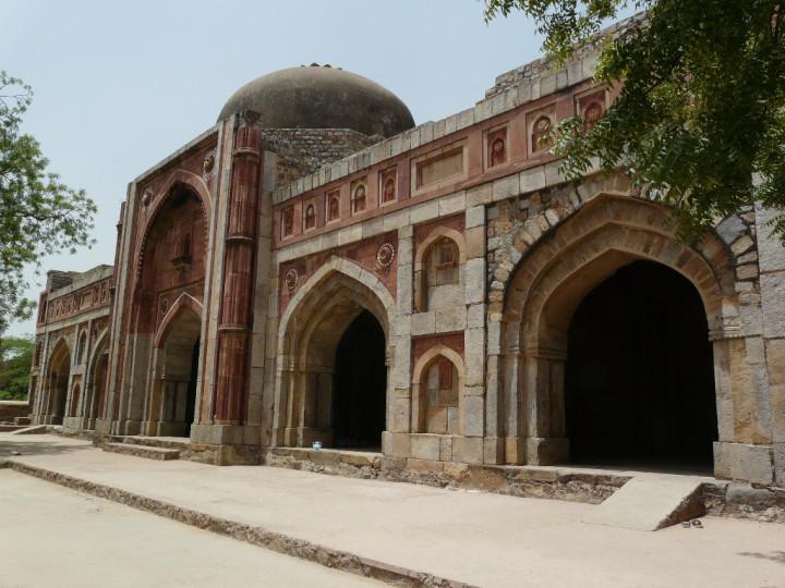 Jamali-Kamali Masjid