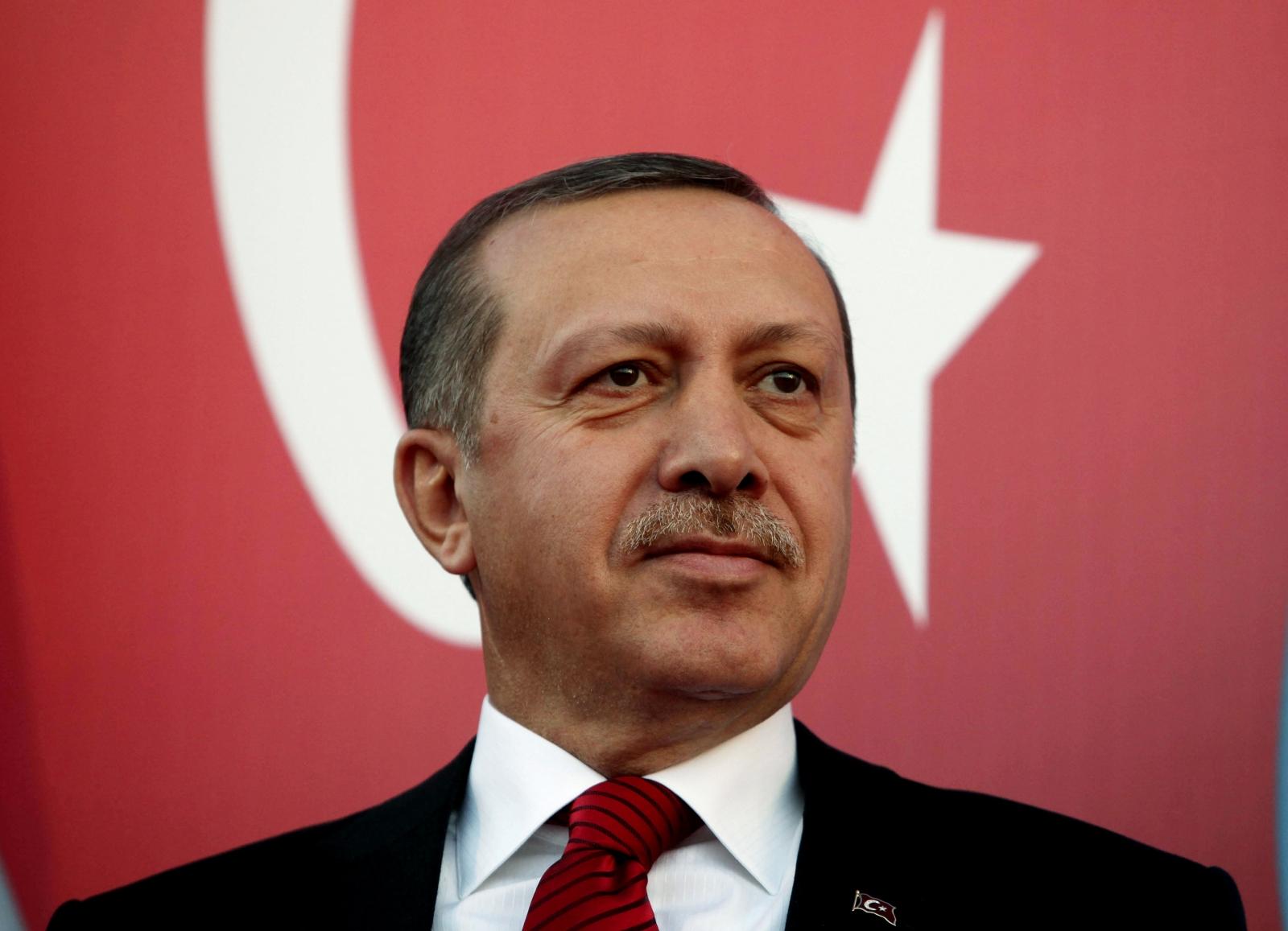 Recap Tayyip Erdogan