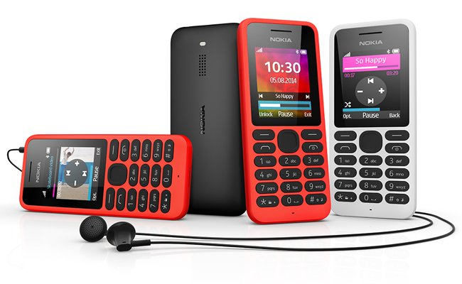 Microsoft's £15 phone - the Nokia 130