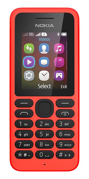 Nokia 130 Microsoft's £15 Phone