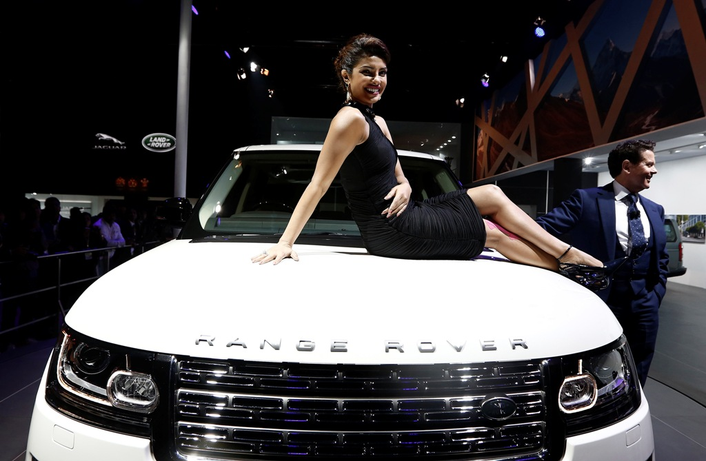 Tata Motors' Profit Surges Over 200% on Strong Jaguar and Land Rover Sales