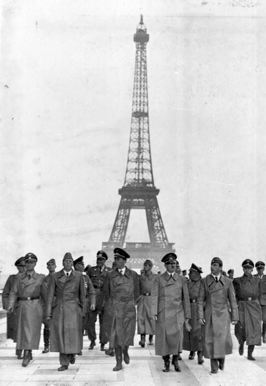 Paris Hitler