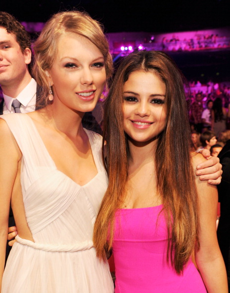 Taylor Swift and Selena Gomez