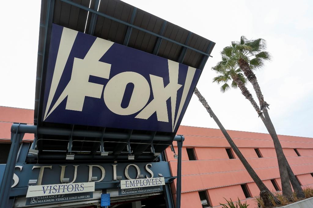 Fox Studios Logo