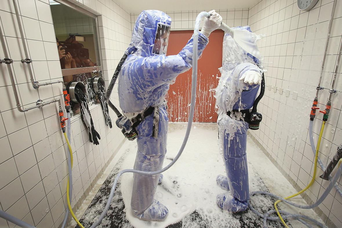 ebola berlin