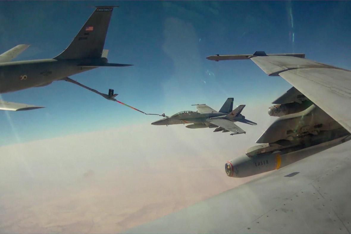 iraq us planes