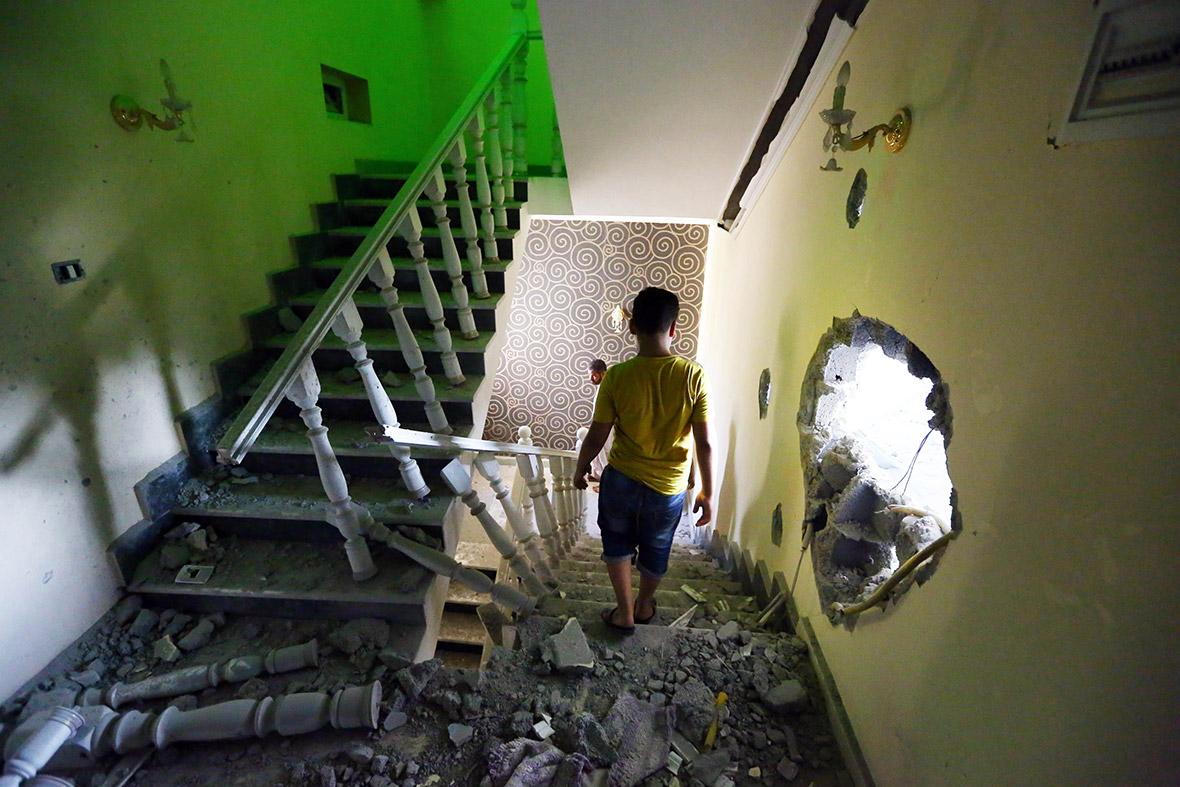 libya house