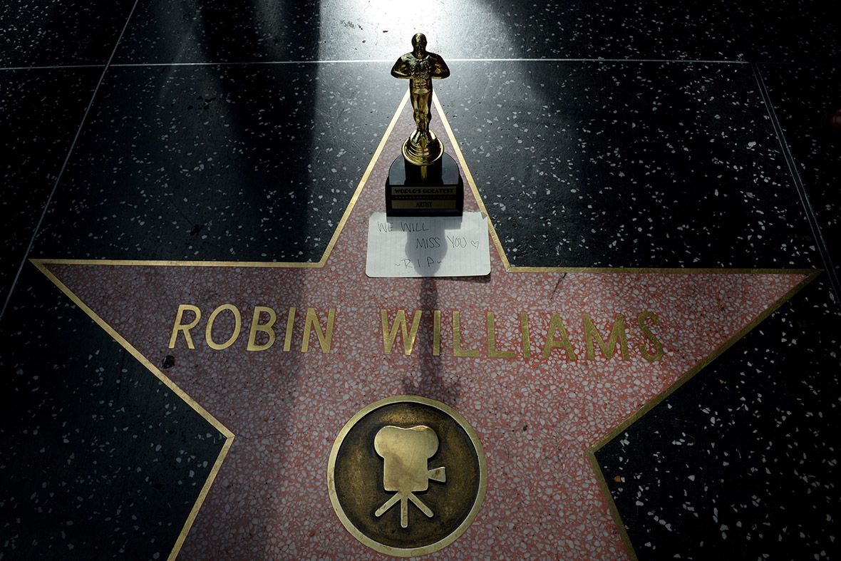 robin williams star hollywood
