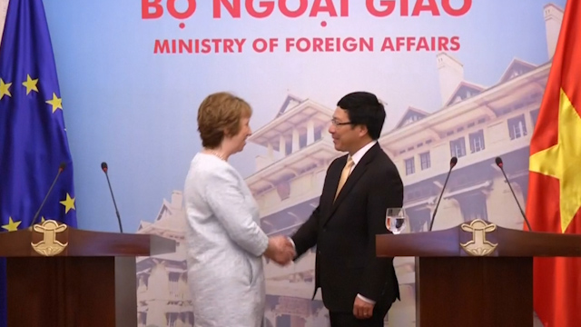 EU Hopes to Finalise Free Trade Agreement with Vietnam