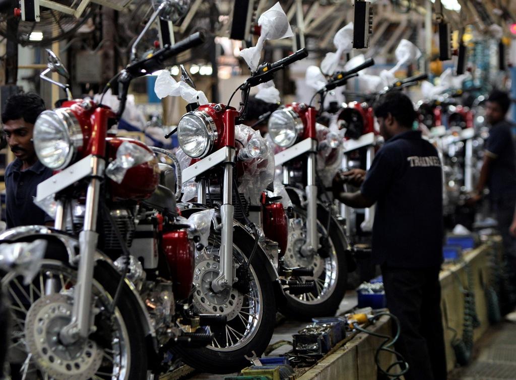 Royal Enfield Motorcycles