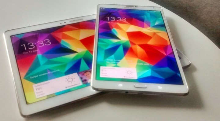 Tech Talk: Can the Samsung Galaxy Tab S Challenge the iPad?