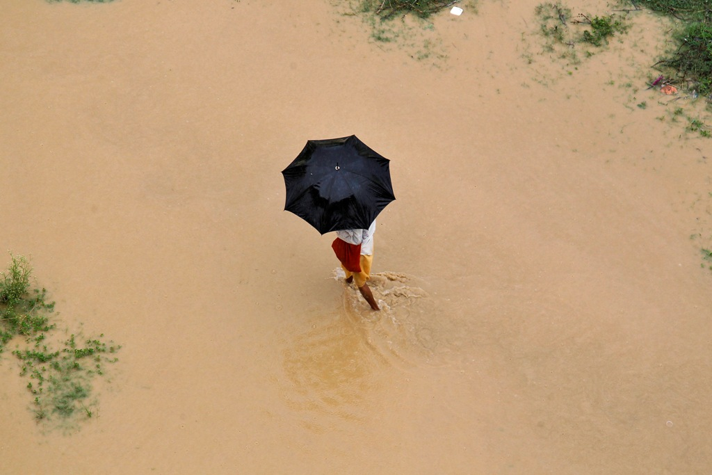 India Lowers Monsoon Rains Forecast but Says No Drought