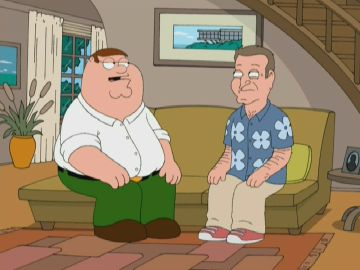 Robin Williams family guy