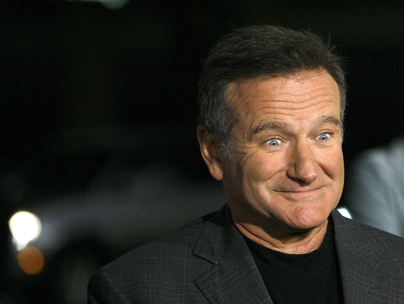 ISIS Robin Williams