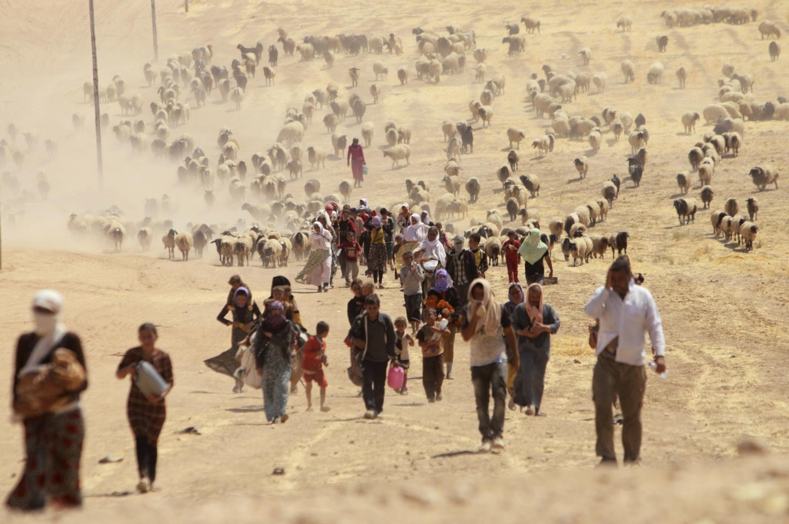 Iraq Kurds ISIS ISIL