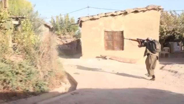 Kurdish Forces Reclaim Town near Arbil from Islamic State
