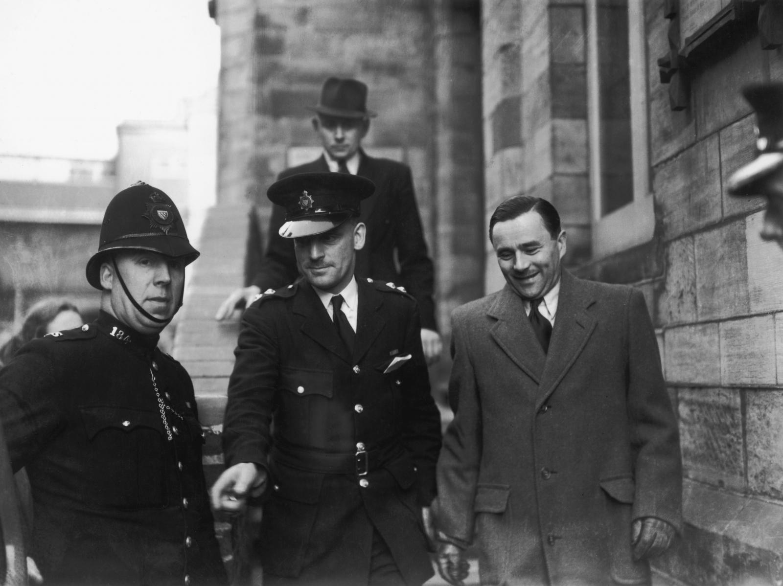 John George Haigh acid bath murderer