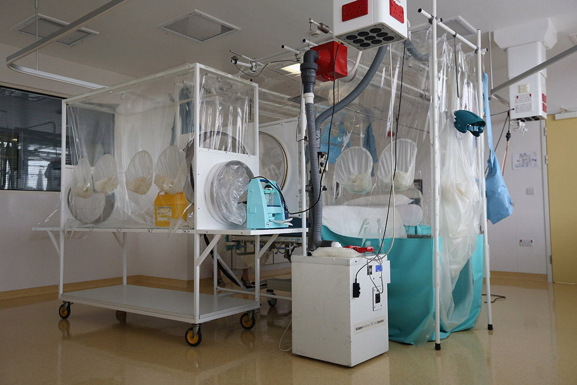 Ebola Crisis Suspected Outbreak Of The Deadly Disease In