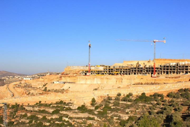 Rawabi 2012