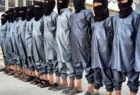 Islamic State kids