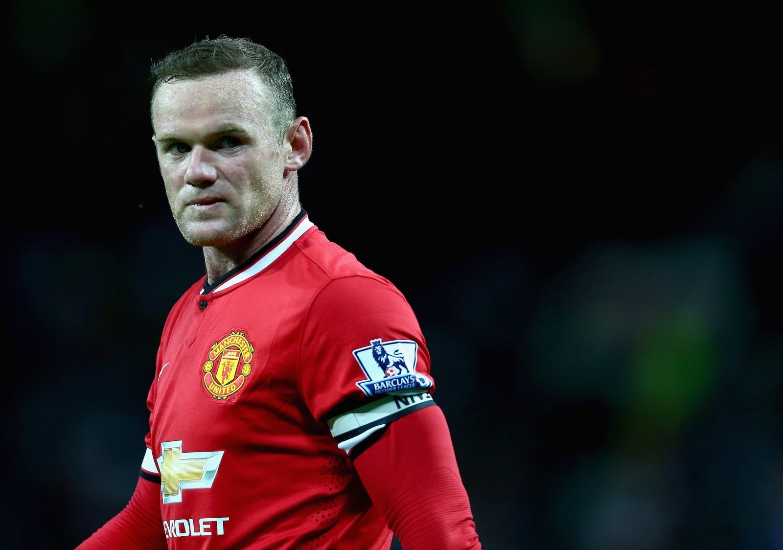 wayne rooney named manchester united captain