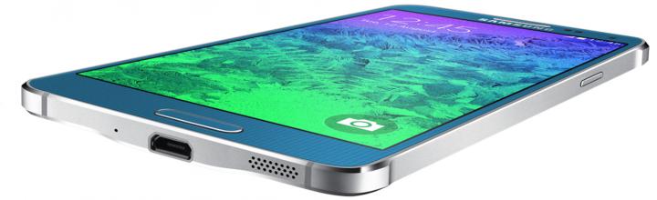 Samsung Galaxy Alpha Price