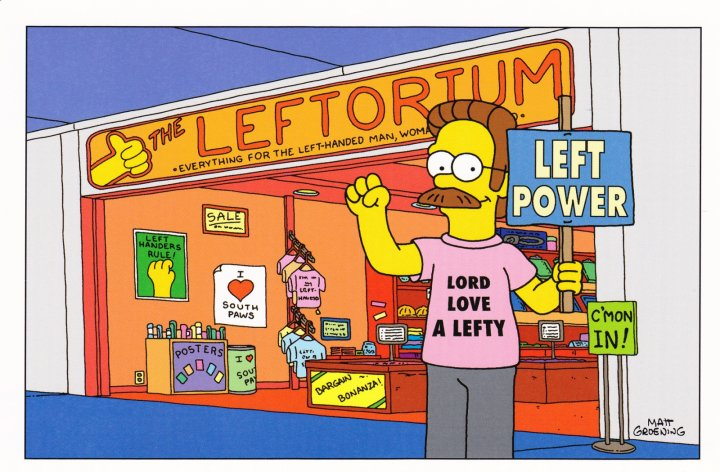 Happy Lefthanders Day