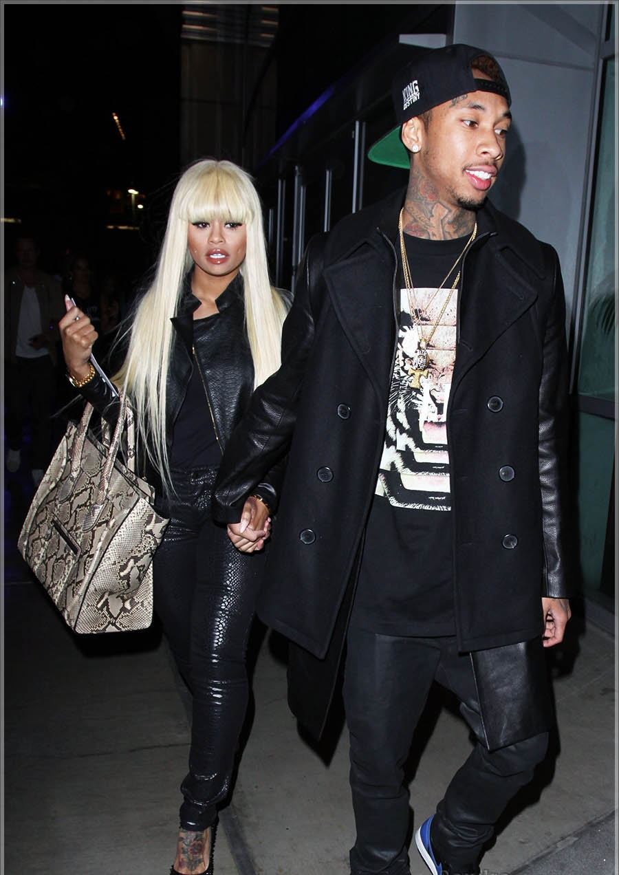 Blac chyna dating