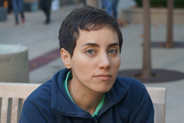 Maryam Mirzakhani, First Woman To Win Math's Highest Honor, Dies At 40
