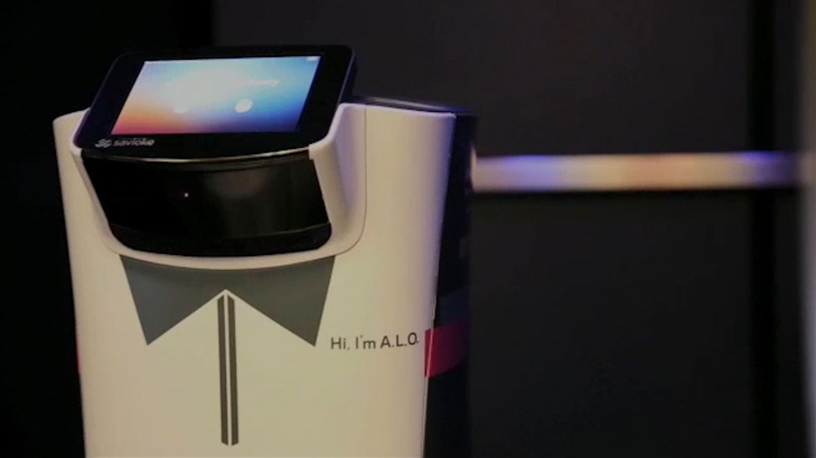 Meet Botlr: The World's First Robot Butler