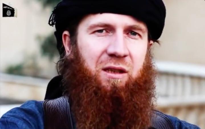 Islam Omar al-Shishani