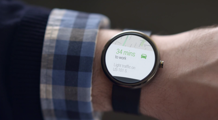 Asus Android Wear Smartwatch