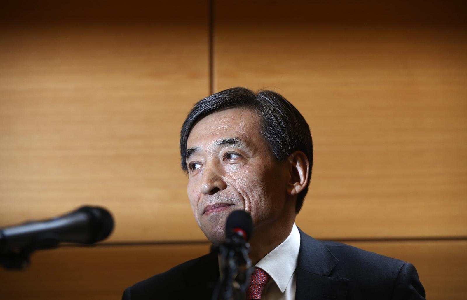 Lee Ju-yeol, Bank of Korea governor
