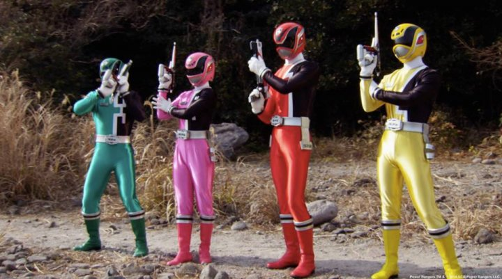 Power Ranger movie