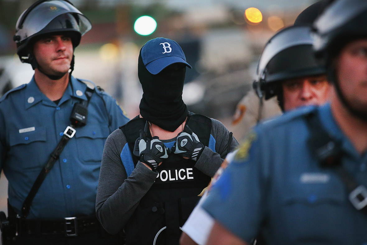 Ferguson Police Claim Officer Named by Anonymous in Mike Brown Killing is False