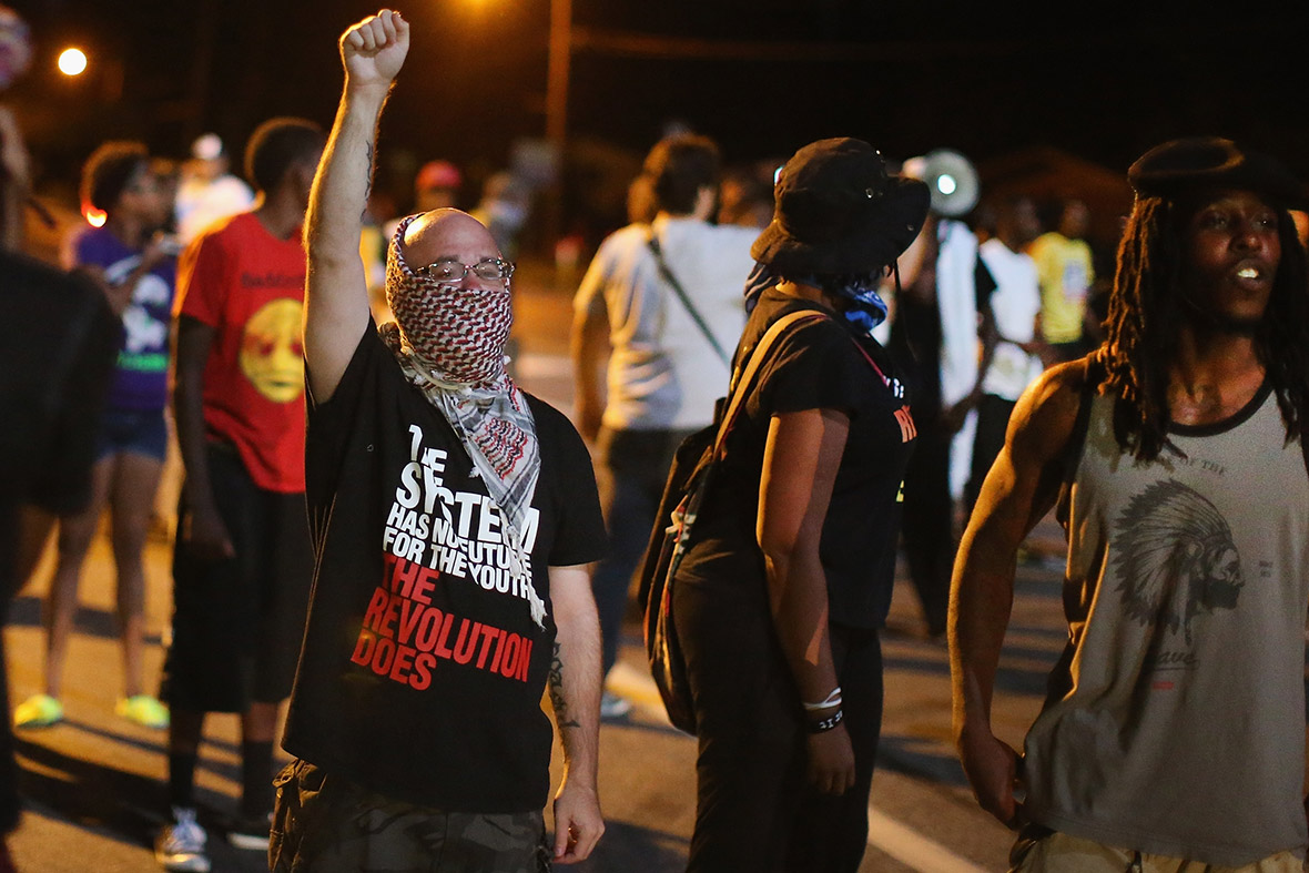 Anonymous Dox Ferguson Police Officer