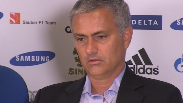 Jose Mourinho: My Chelsea Squad isn't Perfect