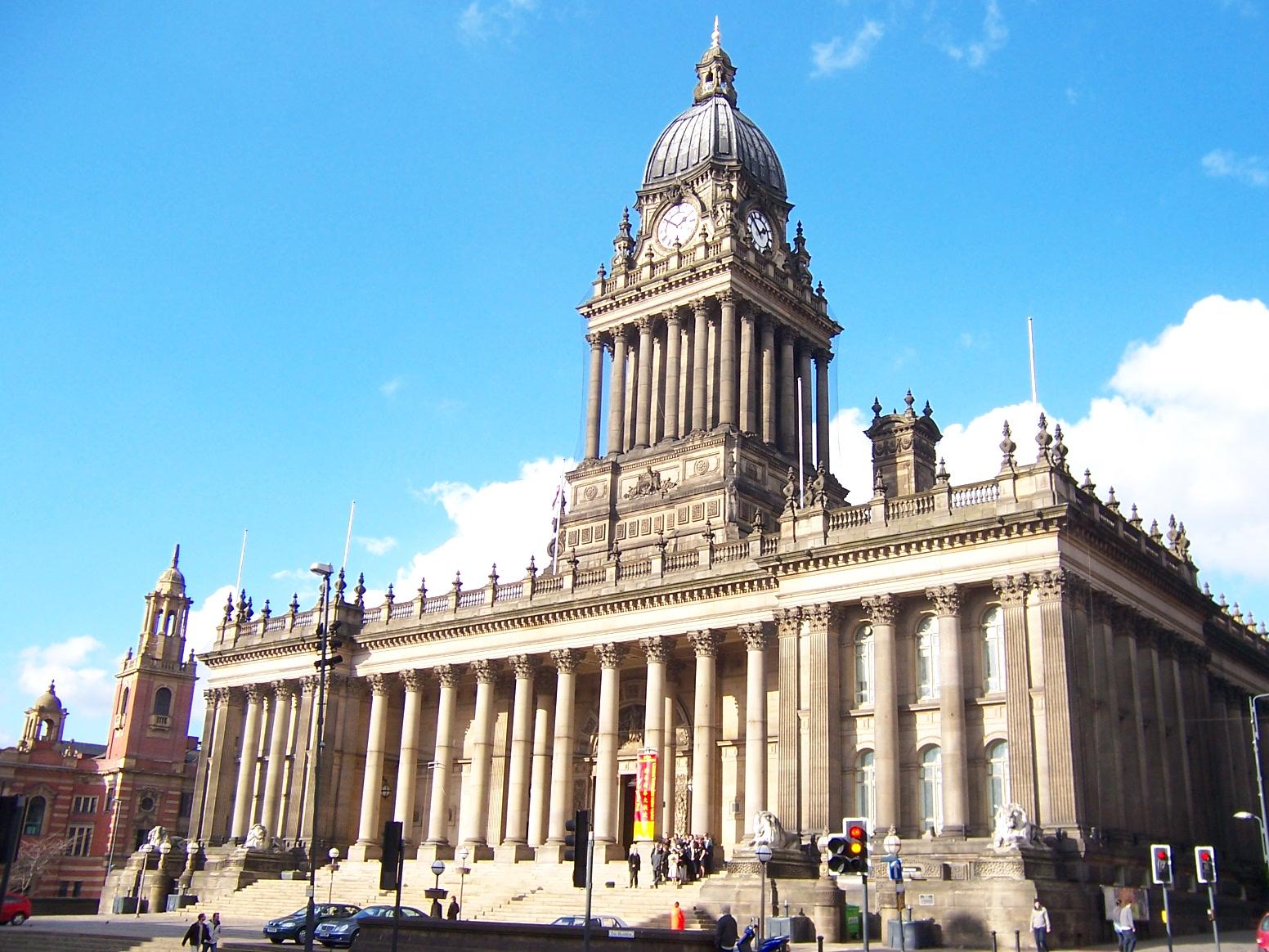 North England Economy: Cranes Return to Leeds to Rebuild its Property Market