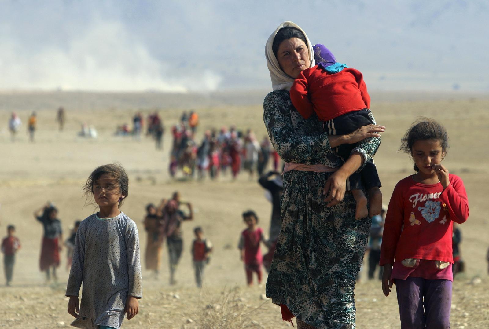 Yazidi ISIS US Islamic State