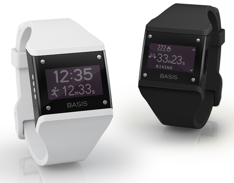 Intel Basis watch