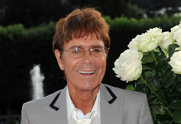 Cliff Richard was not at home when the police came calling about a historical sex abuse allegation