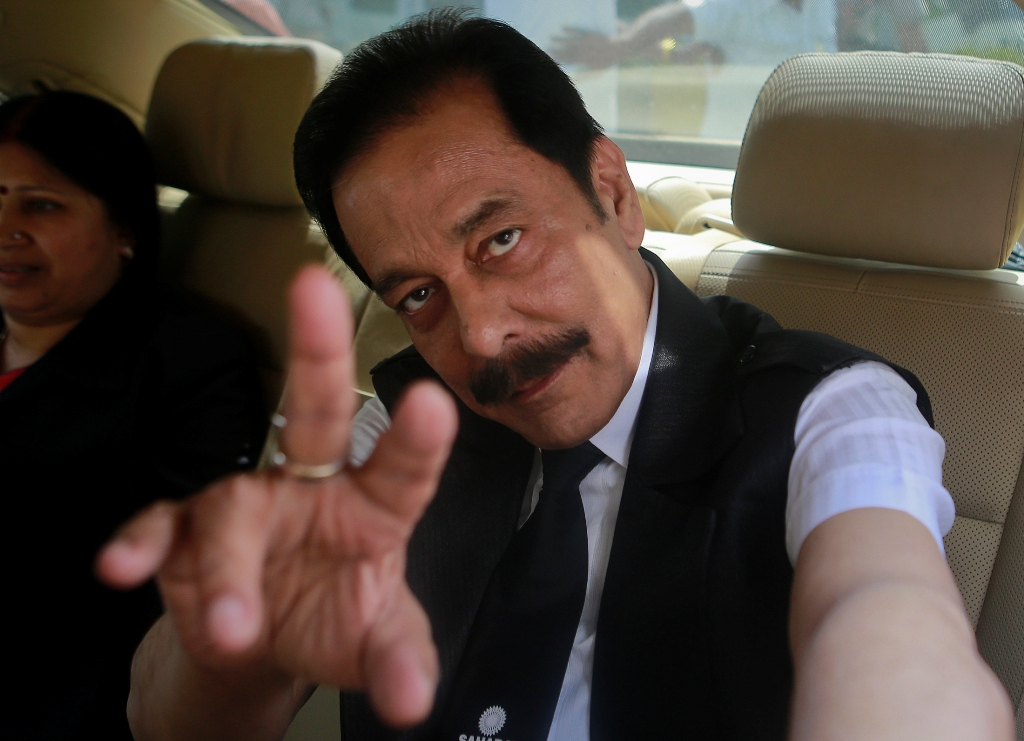 Sahara Group Subrata Roy