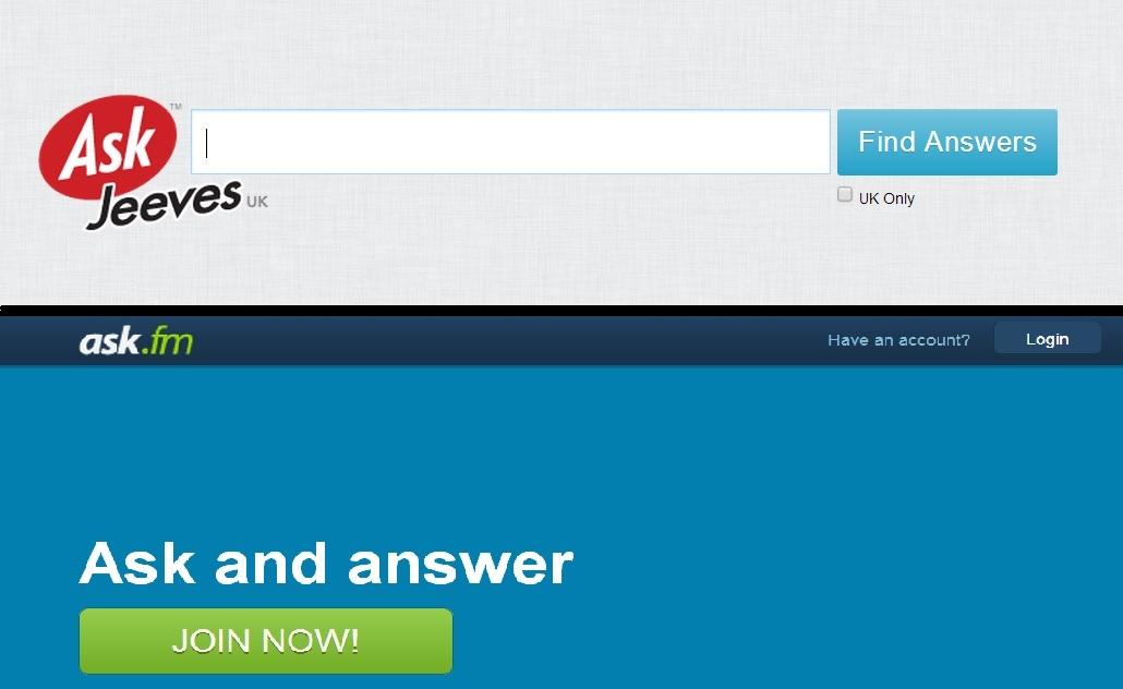 ask.com ask.fm