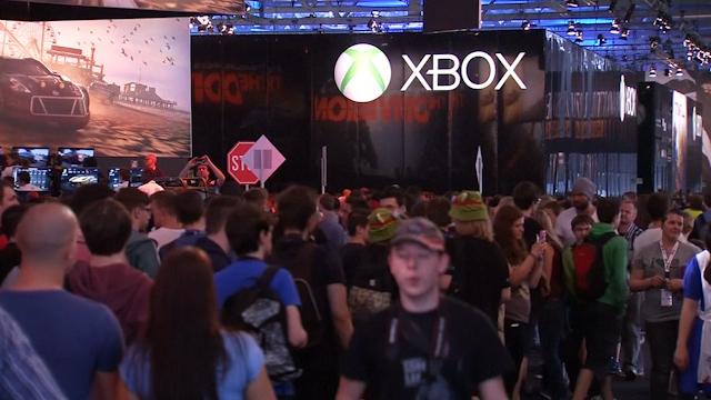 Gamescom Opens to the Public