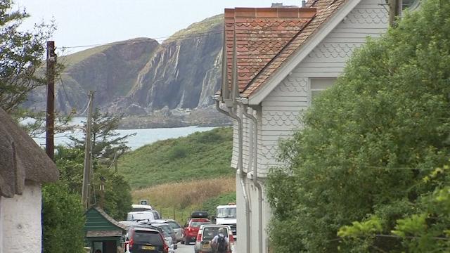 UK Village Sold Lock, Stock and Beach