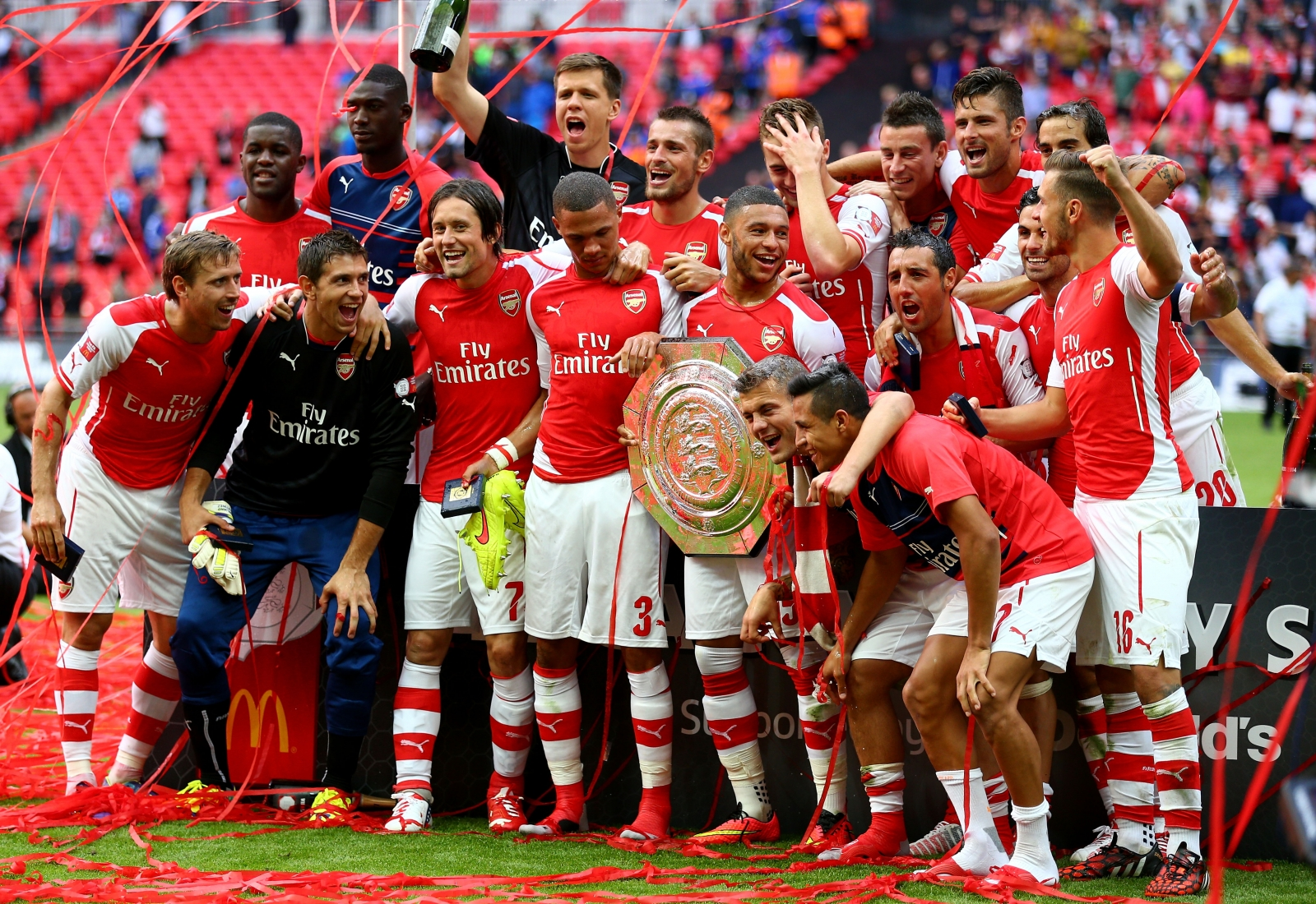 Arsenal Premier League 2014 15 Prediction New Arrivals And