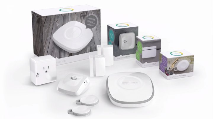 Smartthings samsung home automation