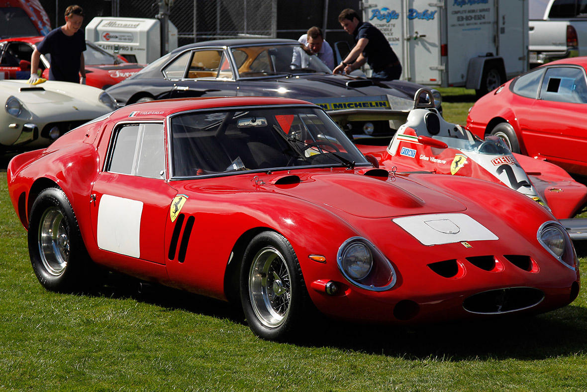 rare ferrari gto fetches record 38m at auction. Black Bedroom Furniture Sets. Home Design Ideas