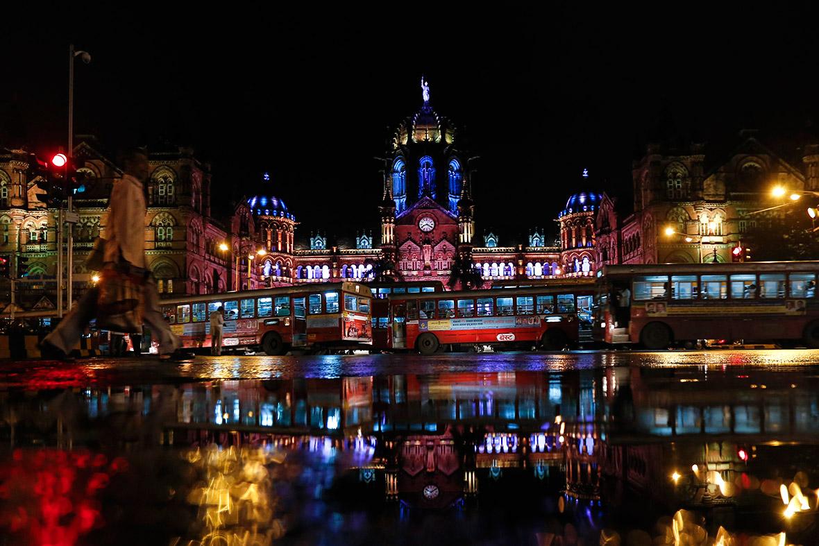 Chhatrapati Shivaji station mumbai